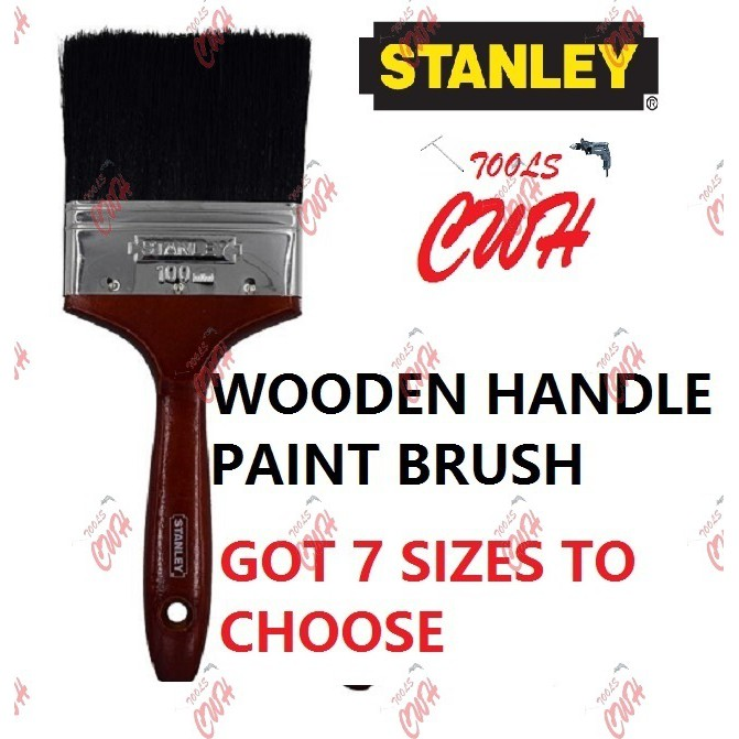 STANLEY ALLMASTER PAINT BRUSH 29-030 29-031 29-032 29-033 29-034 29-035 29-036 29030 29031 29032 29033 29034 29035 29036