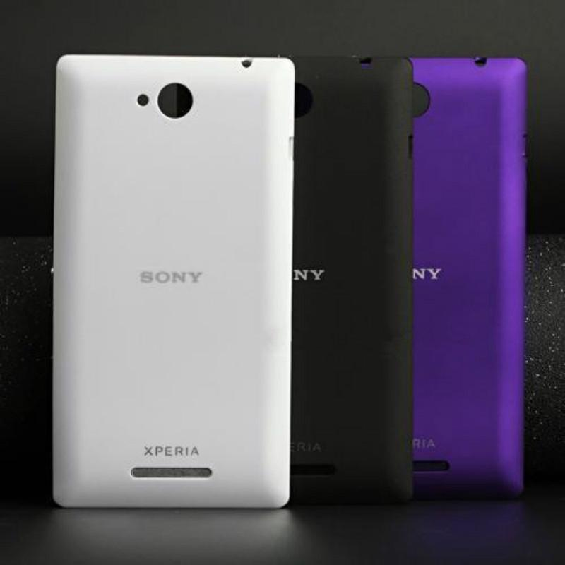 hot sale online 5674d aac93 Sony Xperia C C2305 S39H Battery Cover Back Case Rear Housing Replacement  Parts