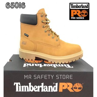 a2640195d36 Timberland PRO Boots Men's Waterproof 65016 - Wheat Nubuck Steel Toe ...