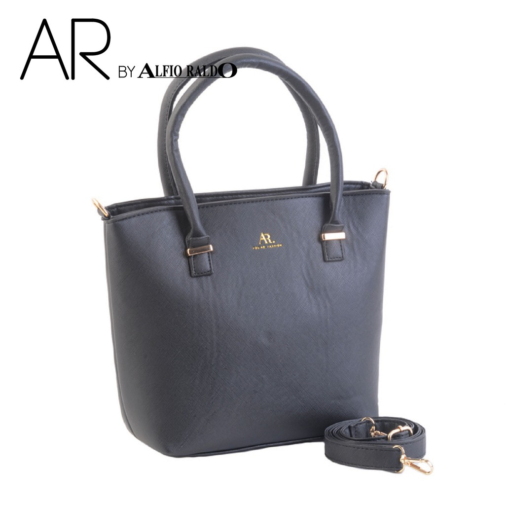 AR by Alfio Raldo Elegant Tote Bag