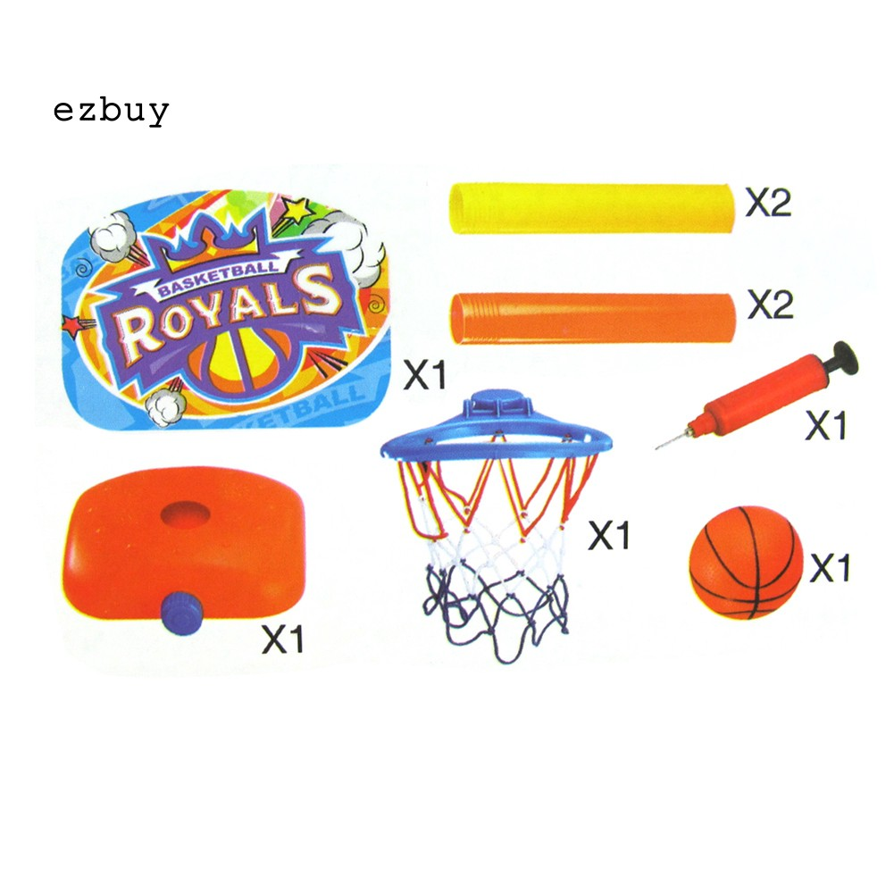 Table De Ping Pong Transformable 【ey】3pcs mini kids children basketball hoop stand inflator pump sports  puzzle toy