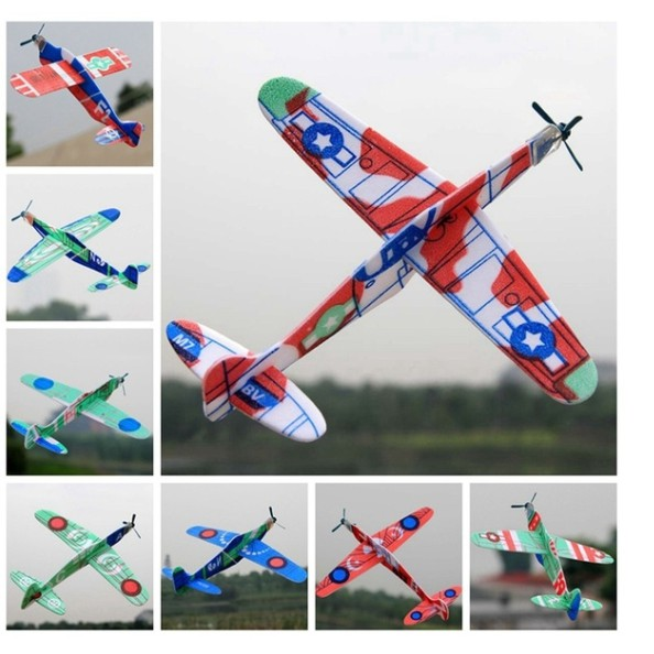 FLYING GLIDERS Birthday Party Loot Bag Fillers Boys Girls Childrens Toys Kids