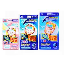 KoolFever for Baby / Children / Adult [2\'s / Pack]