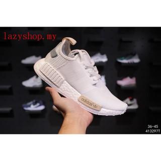 Original ADIDAS NMD TS1 PK GTX Women Men Sports Sneakers Running Shoes white
