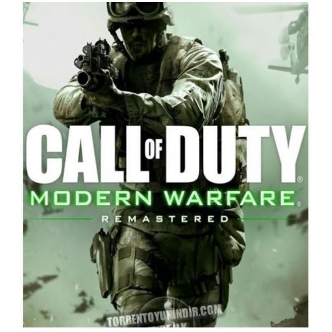 Call of Duty Modern Warfare Remastered (PC DIGITAL DOWNLOAD)