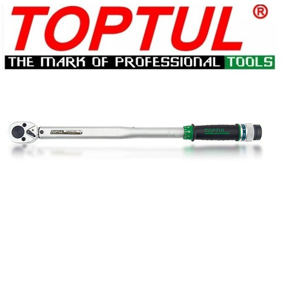 """Toptul 1/4"""" 6-30Nm Torque Wrench ANAF0803"""