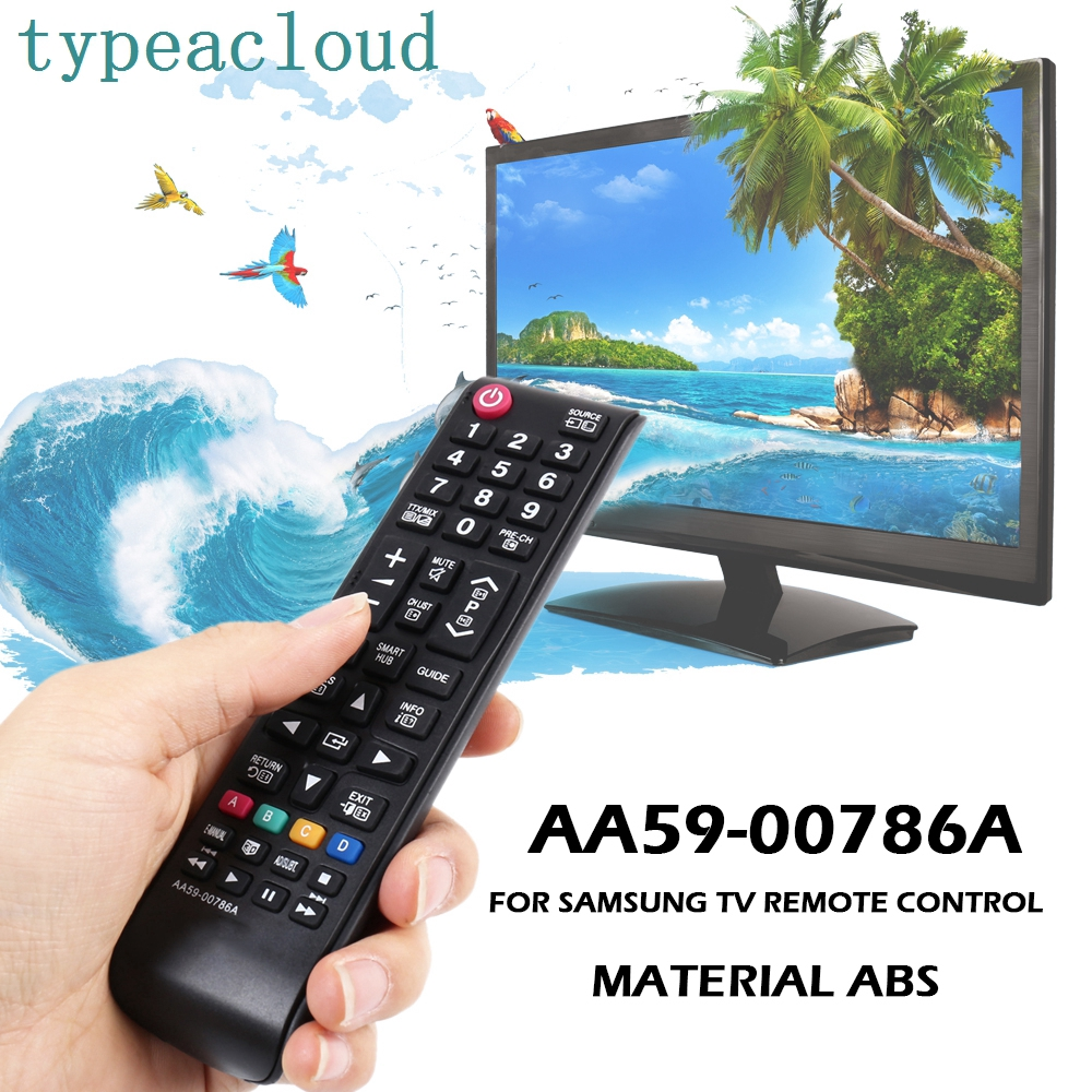 TY Latest Huayu Samsung TV Replacement Remote Control (Smart Hub & 3D  Supported)