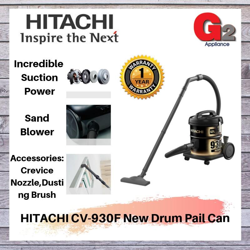 HITACHI CV-930F New Drum Pail Can - HITACHI MALAYSIA WARRANTY