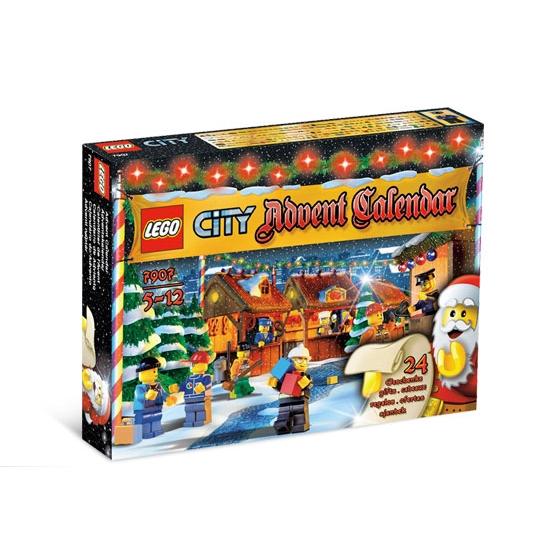 LEGO City 7907 Advent Calendar 2007