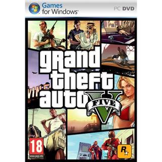 GTA V /5 Grand Theft Auto - Offline PC Games with CD