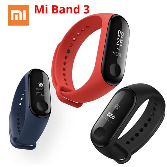 [New Colour]Original Xiaomi Mi Band 3 Miband 3 Smart Wristband Fitness  Tracker