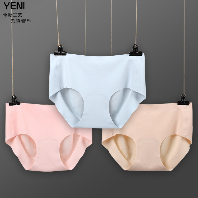 e80c9495dffc ProductImage. ProductImage. Seamless ice silk underwear, female new craft,  one-piece women's ...