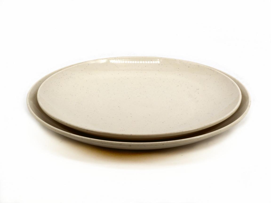 Toyogo dining plate Set E 2 in 1 / piring set 2 dalam 1
