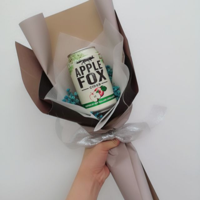 Father days / Boyfriend Birthday Gifts /  BEER FLOWER 啤酒花束