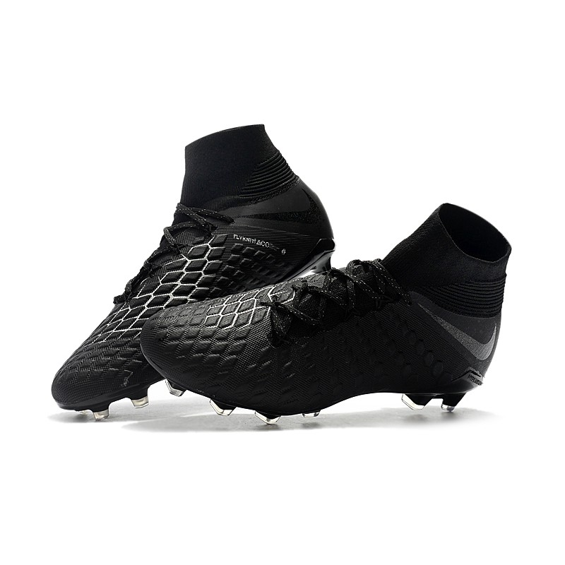 sports shoes a57b7 263ed ★2018 World Cup★36-45 NIke Hypervenom Phantom III DF FG Soccer Shoes