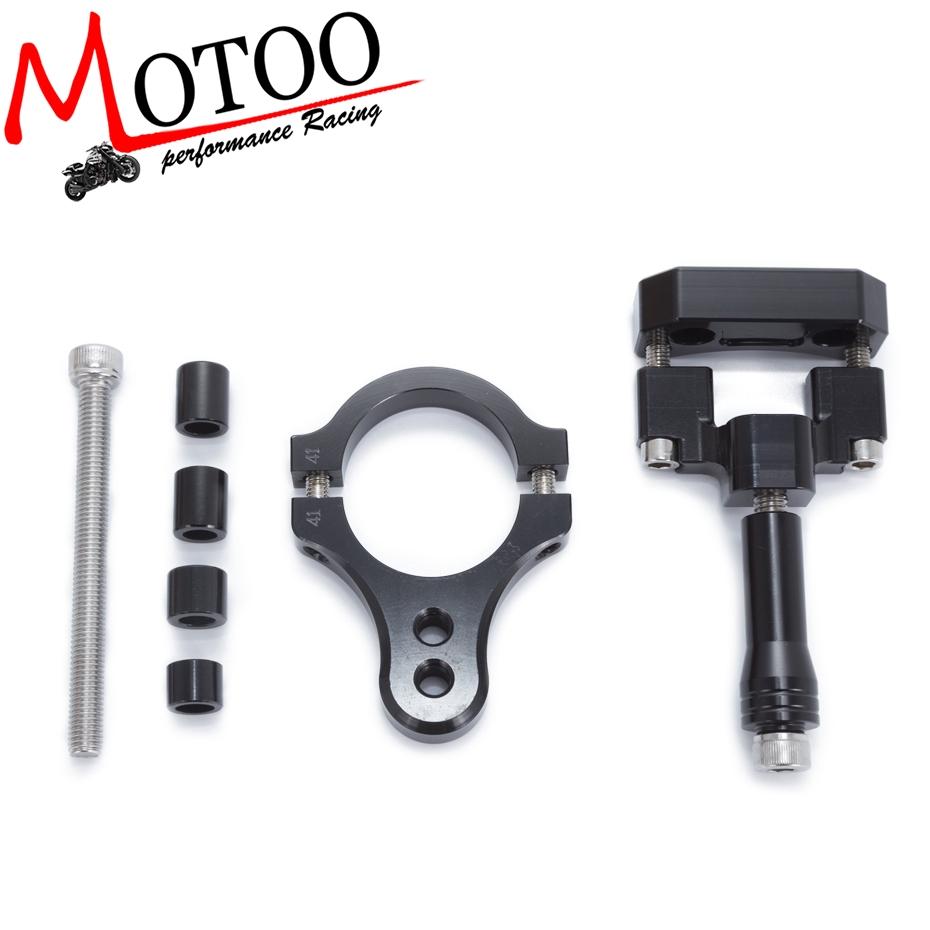 For R3 R25 2015 2016 2017 Stablizer Steering Damper Mount Bracket Kit Motorcycle