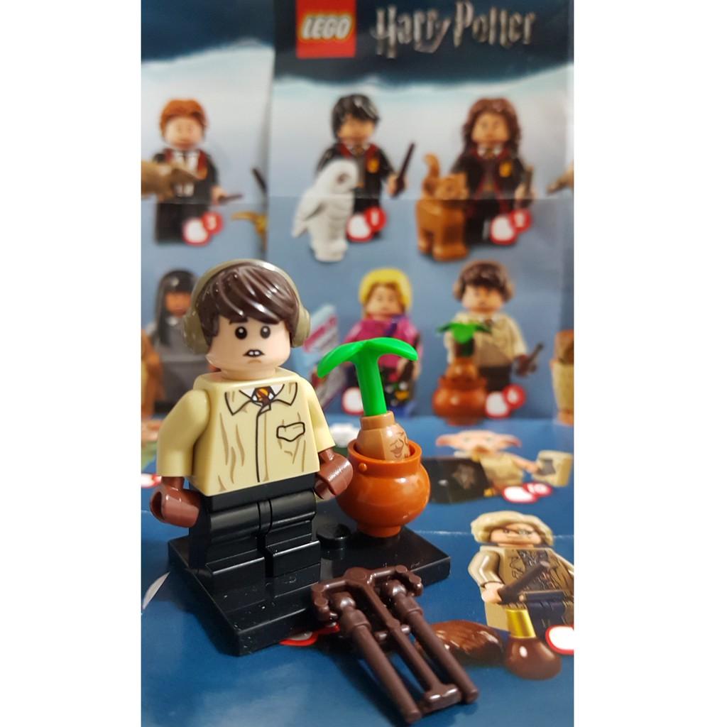 Lego Minifigures Harry Potter #6 71022 New Sealed! Neville Longbottom
