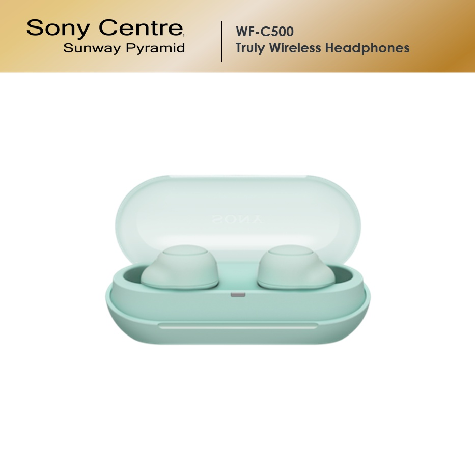 SONY WF-C500 Truly Wireless Headphones