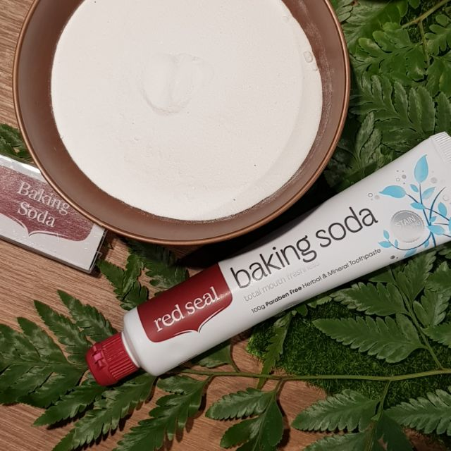 Red Seal Natural Baking Soda Toothpaste