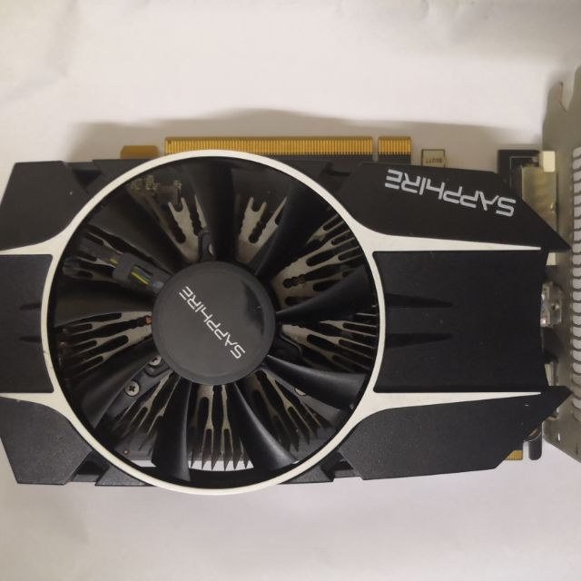 Sapphire RX 260 2GB GDDR5 Used Graphic Card