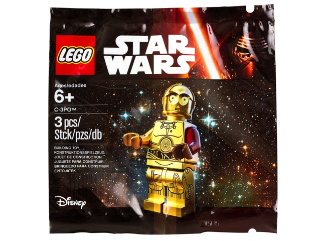 LEGO Star Wars 5002948 C-3PO with Red Arm
