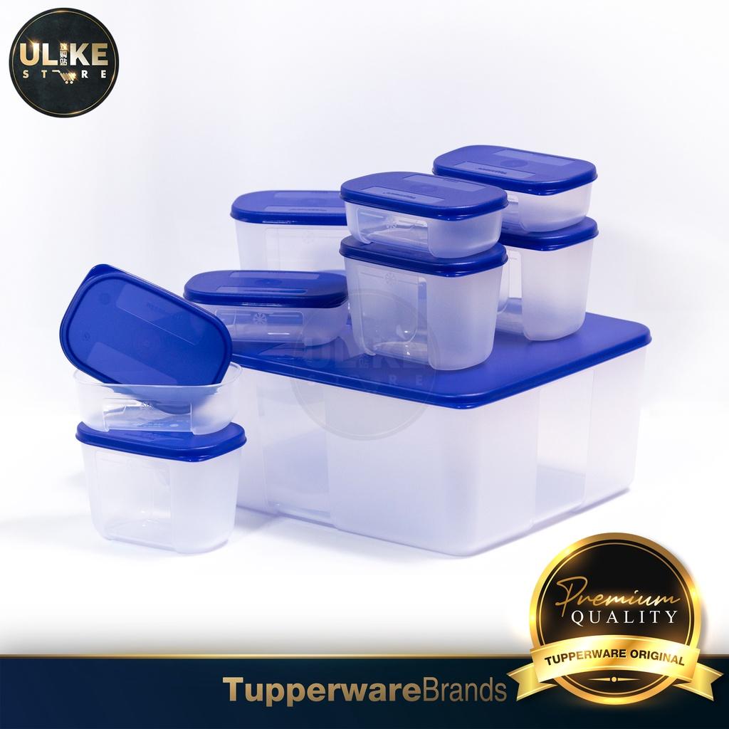 Tupperware FreezerMate Essential Set (NEW COLOR) / Freezermate Small Set / Compact Set A, B, C, D, E, F, G