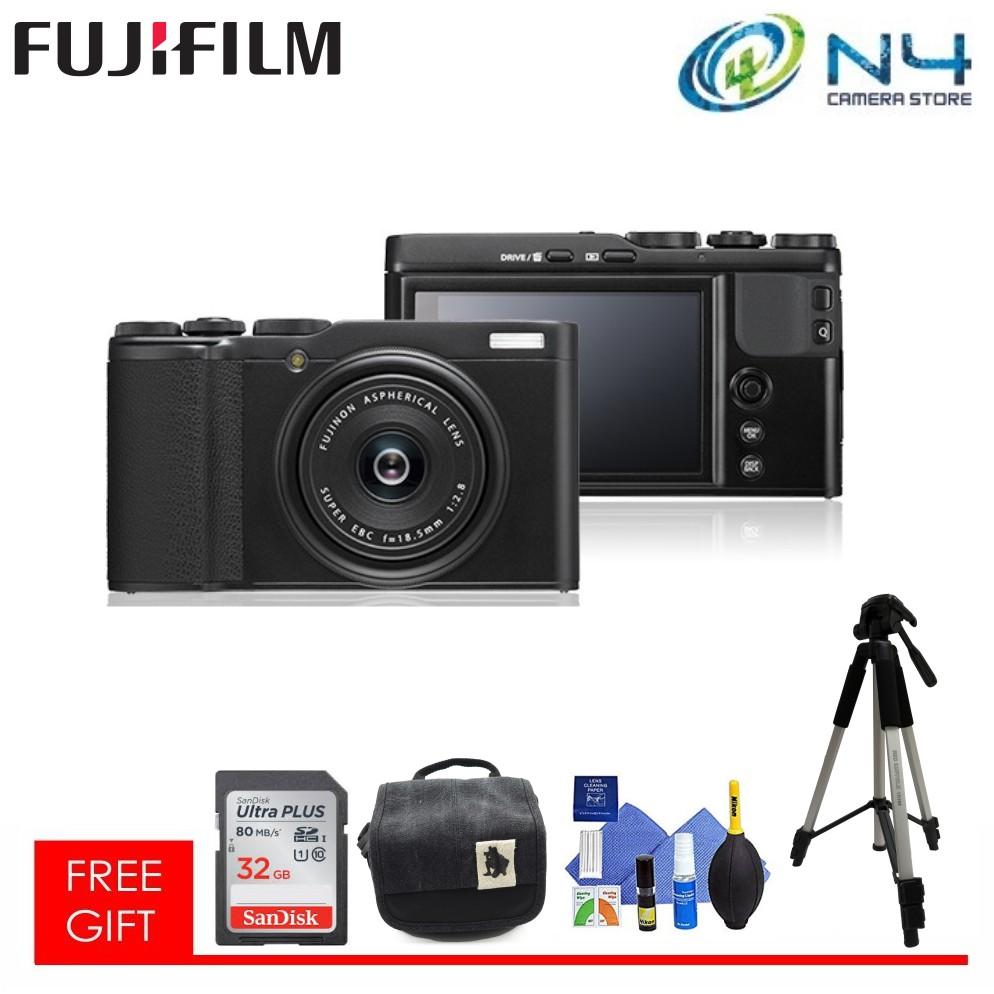 Fujifilm X A3 Xa3 Mirrorless Digital Camera With 16 50mm Lens Kit Silver Shopee Malaysia