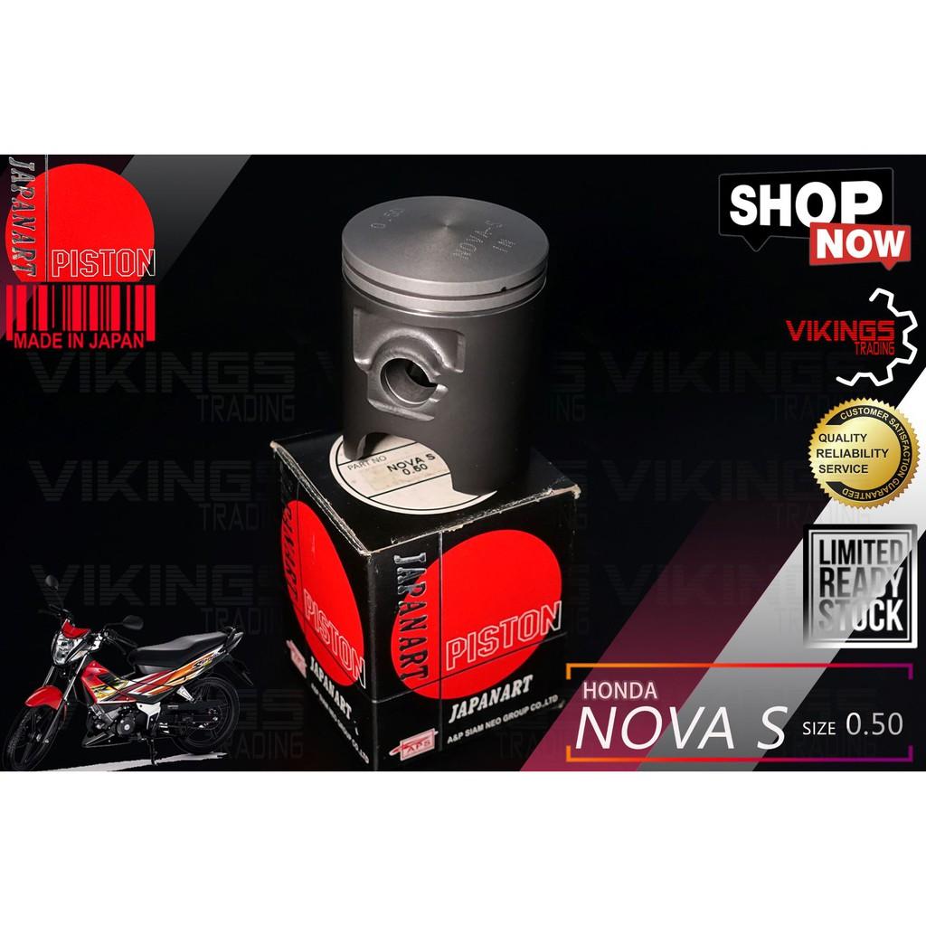 TH110 JAPANART PISTON NOVA S 0.50 100 150 200
