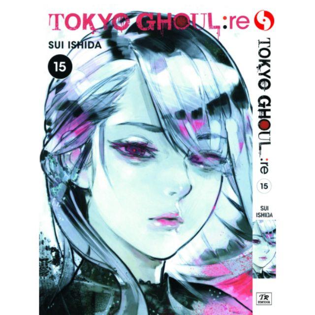 Komik manga Tokyo ghoul re 1-14 set english