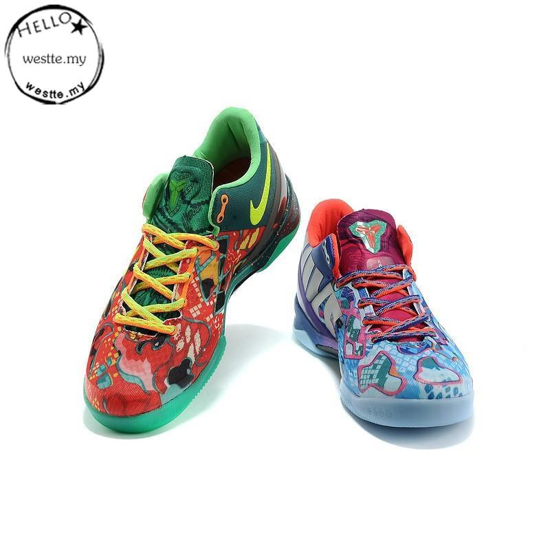 purchase cheap cdd74 ed132 Nike Kobe VIII 8 System Air Zoom Basketball Men s Tennis Sneakers -334    Shopee Malaysia