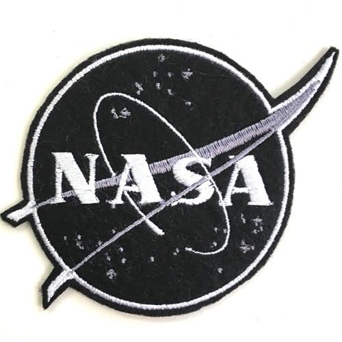 อาร์มรีดติดเสื้อผ้า ปักลาย NASA ตัวรีดติดเสื้อผ้า ปักรูป นาซ่า แผ่นรีดติดผ้า ปักลาย นาซ่า อาร์มรีดปักลาย NASA ตัวรี