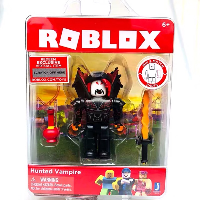 Roblox Vampire Mask Code - Promo Genuine Roblox Set With Virtual Redemption Code