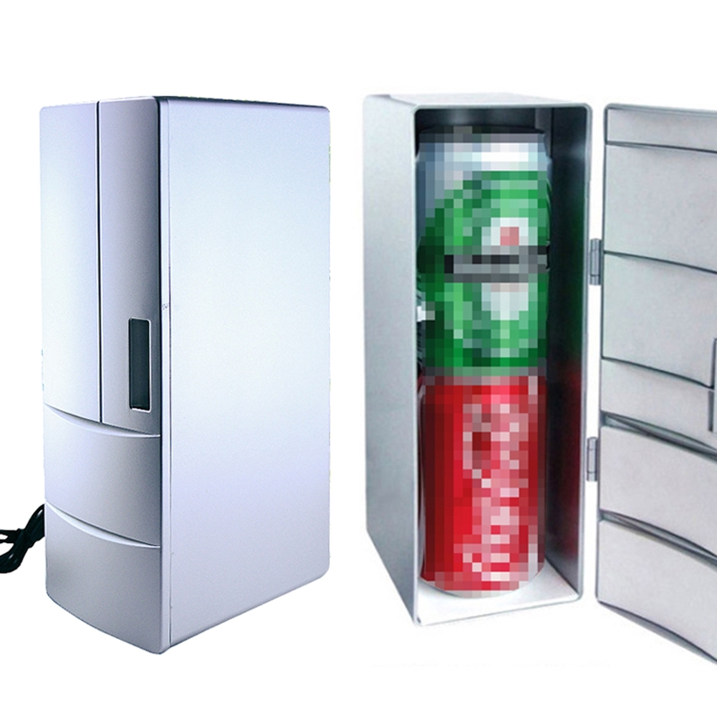 Usb Mini Refrigerator Office Creative