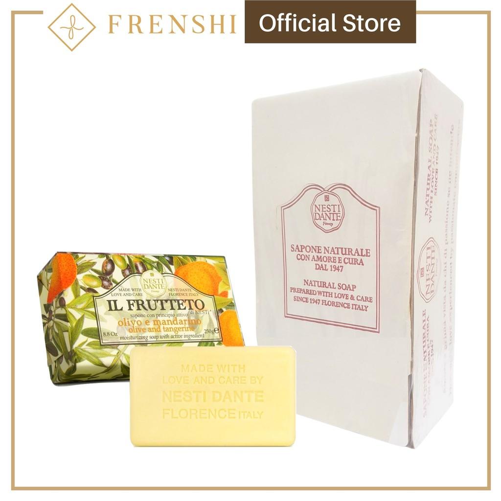 Frenshi Nesti Dante - Il Frutteto Olive & Tangerine 250g Combo Pack (6pcs/box)