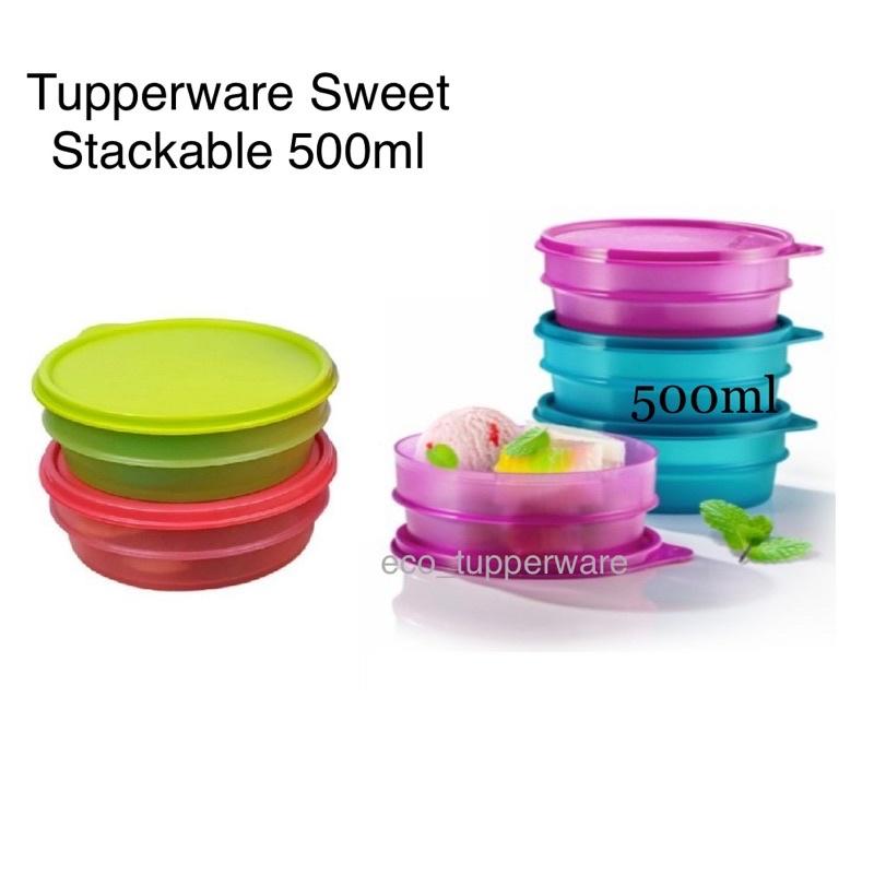 Tupperware Sweet Stackable -500ml(1)