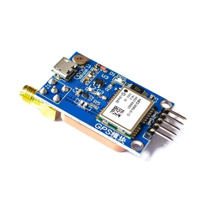 NEO-7M//NEO-6M GPS Mini Satellite Positioning Module 51 for Arduino STM32