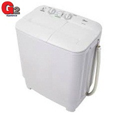 Midea MSW-6008P 6kg Semi Auto Washing Machine