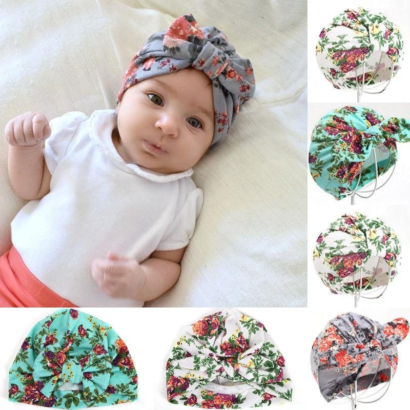 a04be0c68 Toddler Kids GirlBoy Baby Crochet Knit Hat Beanie Cap