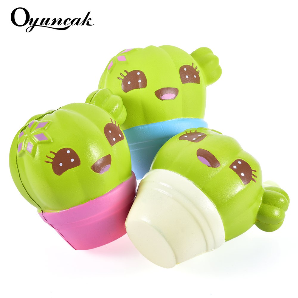 Reasonable Oyuncak Squishy Scented Squeeze Slow Rising Fun Toy Relieve Stress Cure Lemon Anti Stress Soft Toys Gift Gags Practical Jokes Novelty & Gag Toys