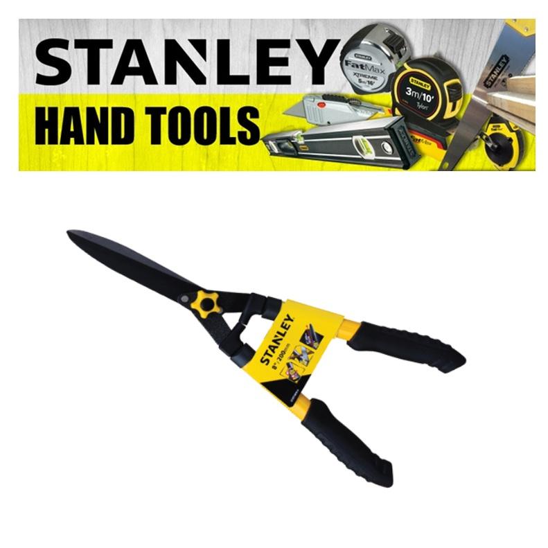 STANLEY HEDGE SHEARS 74-995 BLADE 8' INCH OVERALL 24'' INCH pokok rumput gunting pisau