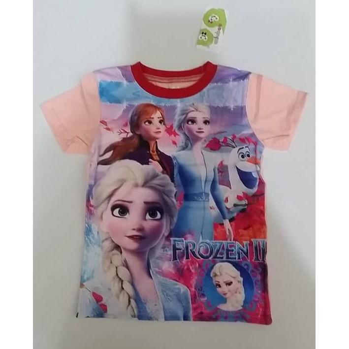 Mylilangelz KC2545 Ailubee Pyjamas - Frozen II (READY STOCK)