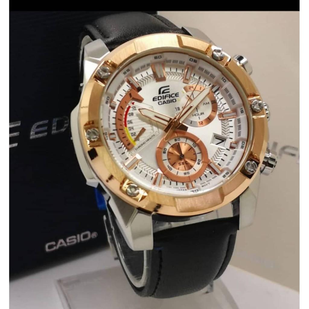 Casio Beside For Men Gold Watch