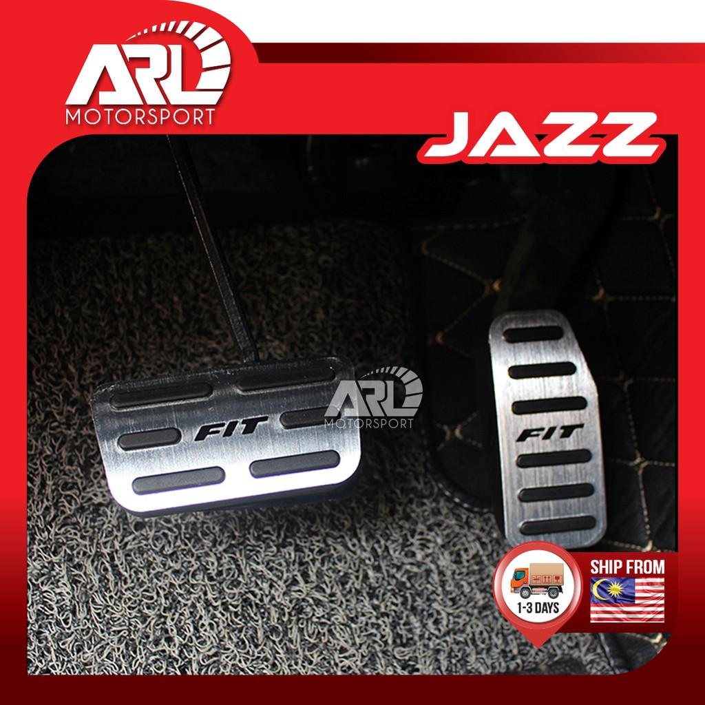Honda Jazz / Fit (2014 - 2020) Auto Pedal With Logo Fit Car Auto Acccessories ARL Motorsport