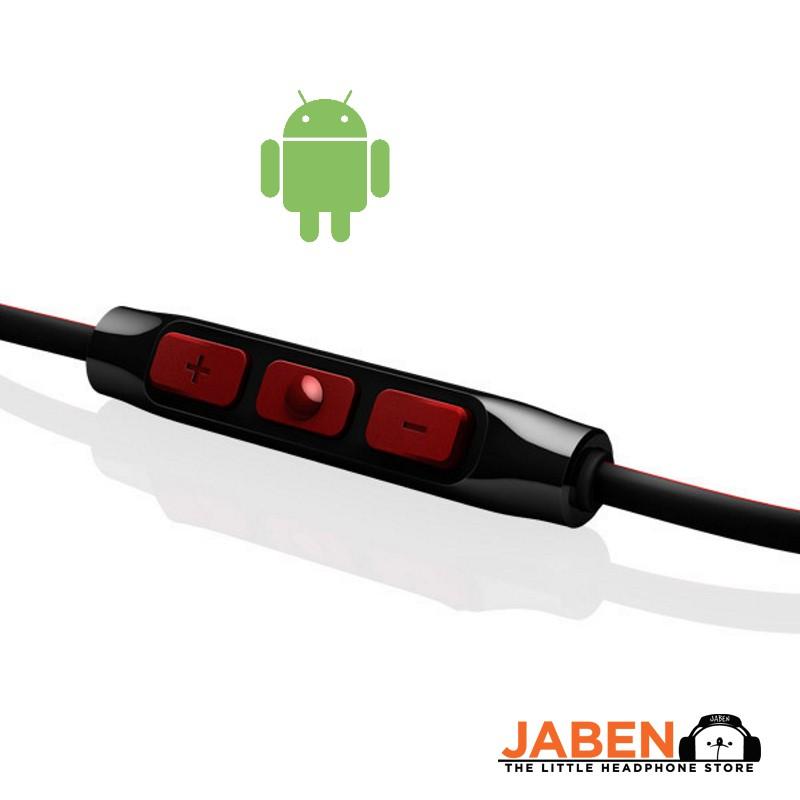 Sennheiser Momentum In-Ear Ergonomic In-Line Mic Remote MFi Volume Control Wired In-Ear Earphones [Jaben] IEI IEG