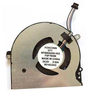CPU Fan for HP Pavilion 15-aw020ca 15-aw020no 15-aw021nd 15-aw021no 15-aw022no