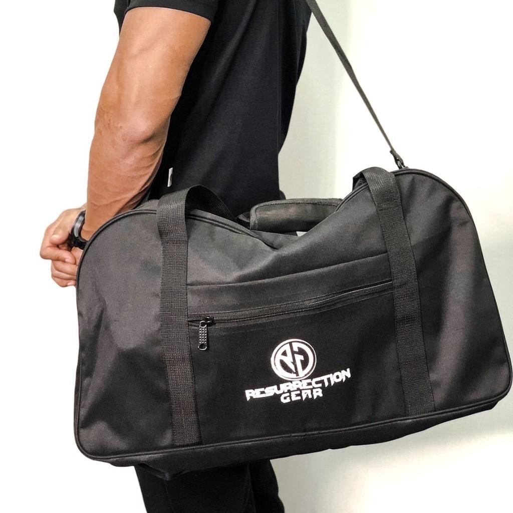 Duffel Gym Bag Heavy-duty Large Bag Barang Gym Beg Keperluan Gym Besar Tahan Lasak