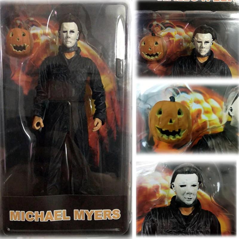 Neca Halloween Ultimate Michael Myers Action Figure Collectible Model Toys Dolls Gift Shopee Malaysia