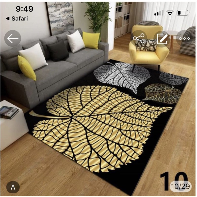 Newest Stock Has Arrived Karpet Velvet 5d Nordic All Are Ready Stock Shopee Malaysia