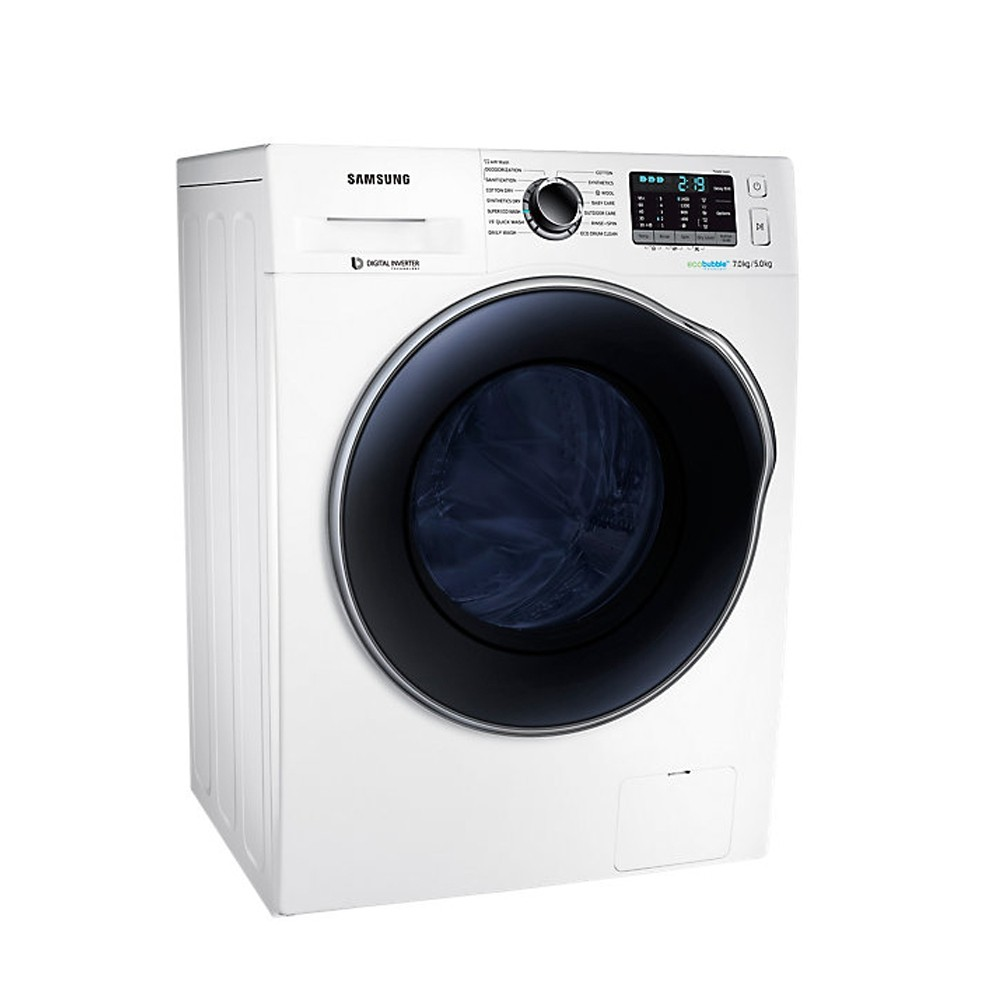 Samsung 8kg Washer   6kg Dryer with Eco Bubble SAM-WD80K6410OW ... d3fc7f46a7
