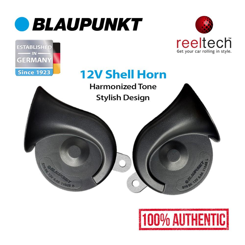 Blaupunkt S79 BK 12V Shell Horn - Black (Original)